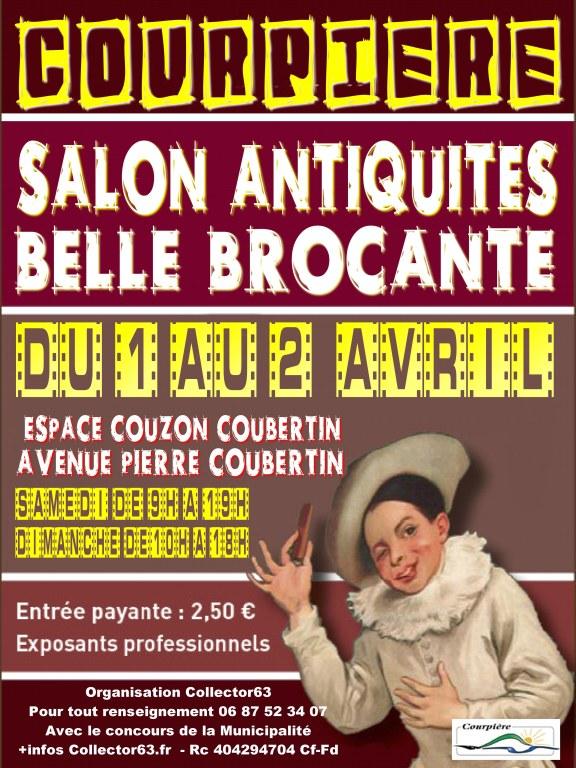 Salon antiquit s belle brocante - Salon antiquites brocante ...