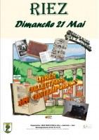 Riez Dimanche 21 Mai 2ème Salon Du Livre – Collections – Vieux Papiers Art Contemporain
