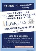 4è Salon des collectionneurs de fèves des rois - Faboph'île