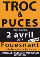 Troc et Puces du jumelage Fouesnant-Meerbusch