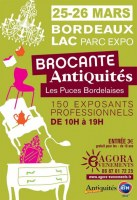 les puces bordelaises / brocante, vintage, antiquités