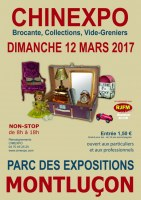 CHINEXPO - Brocante, Collections, Vide-Greniers