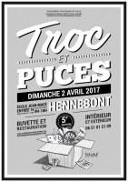 5 ème Troc et Puces de l'école Jean Macé