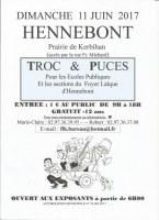 Troc et puces Foyer Laïque Hennebont