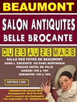 salon antiquités belle brocante