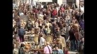 10e brocante exceptionnelle de Pâques de la Place d'Aligre