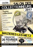 Salon des collectionneurs de MAIZIERES LES METZ