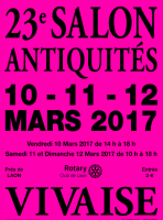 23ème Salon des Antiquaires de Vivaise