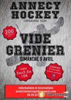 Vide Grenier du Annecy Hockey