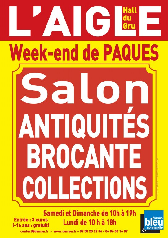 L 39 aigle salon antiquit s brocante collections for Brocante salon de provence