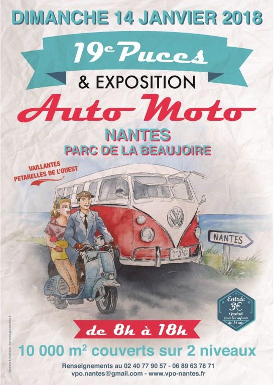 19 mes puces autos motos nantes la beaujoire antiquit brocante - Salon la beaujoire nantes ...