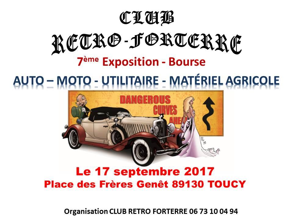 7em exposition-bourse auto-moto-agricole antiquité - brocante