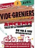 Vide Grenier du Vélo Club Ancenis