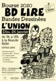 Bourse 2020 BD LIRE Bandes Dessinées de L'UNION (31240)