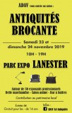 Salon antiquités brocante design vintage PARC EXPO LORIENT AGGLO