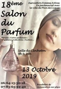 Salon du parfum