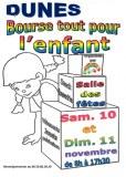 Bourse tout pour l'enfant