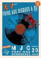 15 ème Foire aux Disques & BD