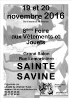 8 ème Foire aux Vêtements et aux Jouets