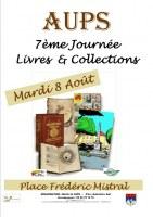 7 eme journee du livre et collections