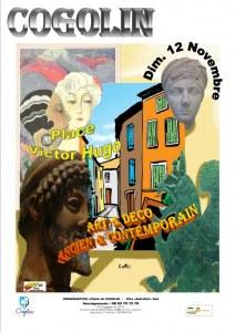 2 eme editions antiquites art-deco ancien et contemporain