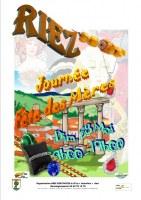 """Riez - marche de la creation special """"Fete des Meres"""""""