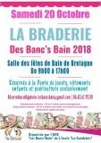 Braderie Enfance/Puériculture Les Bancs'Bain