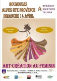 Salon Creations au Feminin
