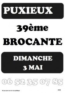 39 ème BROCANTE