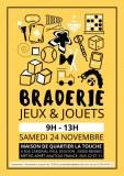 Braderie Jeux & Jouets