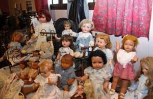 17ème Bourse d'échanges de jouets anciens