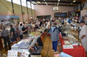 Bourse Multi Collections – Exposition de Véhicules Anciens et moteurs statiques