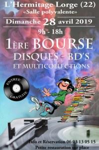 1ère bourse disques, BD et Multicollections