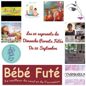 SALON DIMANCHE PARENTS FUTES