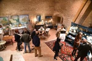 13ème salon Antiquités, Arts et Tendances de Châteauroux