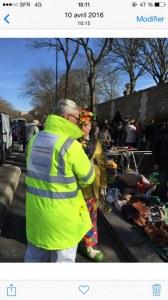 Brocante vide grenier boulevard de belleville paris 20e