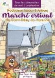 49 : Brissac Loire Aubance - Marché estival