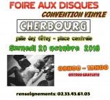 50 : Cherbourg-en-Cotentin - Foire aux disques : convention vinyle