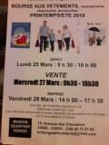 14 : Caen - Bourse aux vêtements et accessoires printemps été