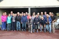 35 : La Fresnais - Vente de jus de pomme au profit de l'association Kipepeo