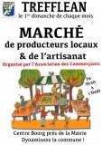 56 : Treffléan - Marché de producteurs locaux