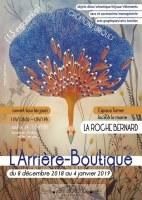 56 : La Roche-Bernard - L'arrière-boutique, expo-vente de créations