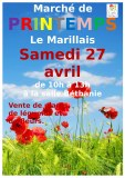 49 : Mauges-sur-Loire - Marché de printemps