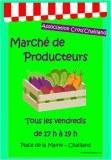 53 : Chailland - Croq'Chailland : marché de producteurs locaux