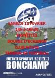 53 : Bonchamp-lès-Laval - ESB football, album du club, bourse d'échange des vignettes