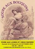 50 : Carentan-les-Marais - Soupe aux bouquins : foire aux livres et aux vieux papier