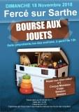 72 : Fercé-sur-Sarthe - Bourse aux jouets