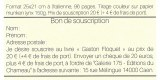 72 : Villeneuve-en-Perseigne - Un livre sur Gaston Floquet