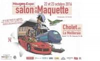 49 : Cholet - Salon de la maquette Mauges expo
