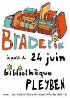 29 : Pleyben - Braderie de livres
